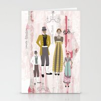 Ode to Austen Stationery Cards