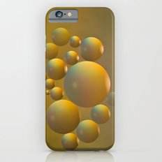 Distant moon. iPhone 6 Slim Case