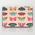Lepidoptery No. 1 by Andrea Lauren  iPad Case
