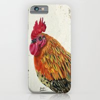 Rooster Harlow iPhone 6 Slim Case