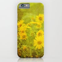 Flowers of the Field iPhone 6 Slim Case