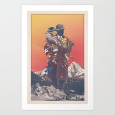 Mellifluous  Art Print