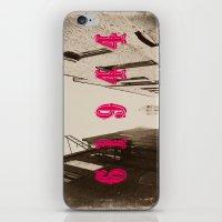 Paris, IL iPhone & iPod Skin