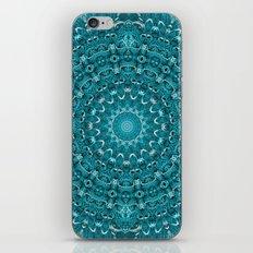 Mandala 2 iPhone & iPod Skin