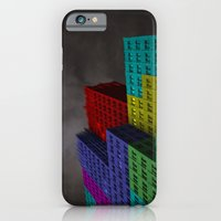 iPhone & iPod Case featuring Extreme Tridimensional Tetris! by Sinuhe Bravo's Photography