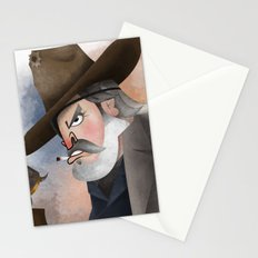 Rooster Cogburn Stationery Cards