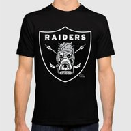 Tusken Raider Nation Pri… Mens Fitted Tee Black SMALL