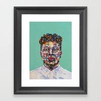 Mick Jenkins Framed Art Print