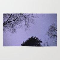 A Starry Night Rug