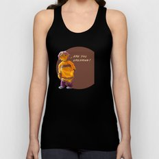 are you dreaming? Unisex Tank Top