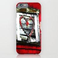 Barn Heart iPhone 6 Slim Case