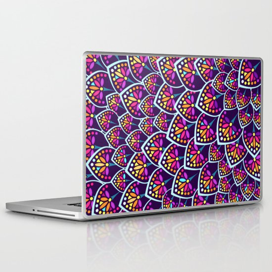 Madeleine Pattern Laptop & iPad Skin