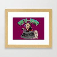 Dav-Rod Framed Art Print
