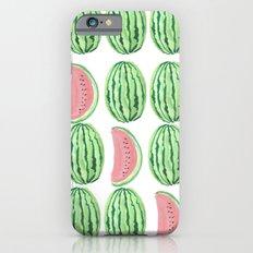 water melon works iPhone 6 Slim Case