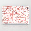 Rad lines iPad Case