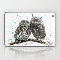 little owl's Laptop & iPad Skin