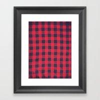 a hipsters dream  Framed Art Print
