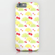 summer fruit cocktail Slim Case iPhone 6s