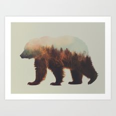 Norwegian Woods: The Bro… Art Print