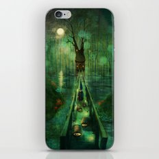 Departure iPhone & iPod Skin