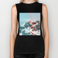another abstract dream 2 Biker Tank
