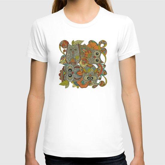 4 Owls T-shirt