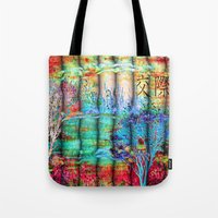 ABSTRACT - Friendship Tote Bag