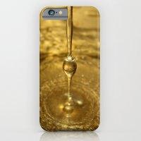 Liquid Gold iPhone 6 Slim Case