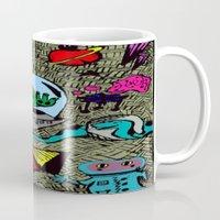 Aliens In Space Mug