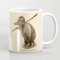 Armadillo (option) Mug