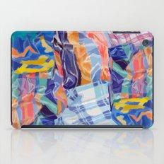 FABRICS 1 iPad Case