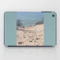 On To The Horizon iPad Case