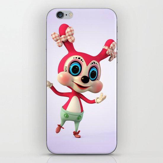 Bobolina iPhone & iPod Skin