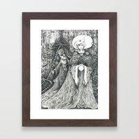 The Sorceror's Apprentic… Framed Art Print