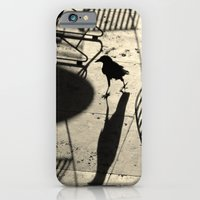 iPhone & iPod Case featuring late visitor by Marianna Tankelevich
