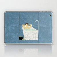 Bathtub Scene Laptop & iPad Skin