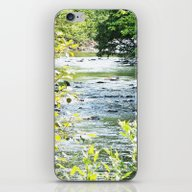 A River Runs Through It iPhone & iPod Skin