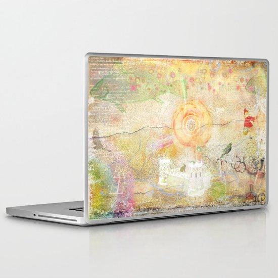 Dreaming of Klee Laptop & iPad Skin