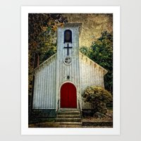 Milan Church Art Print