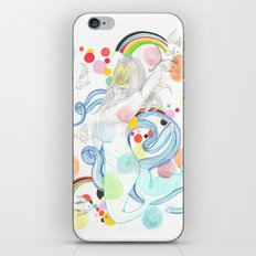 The Siren iPhone & iPod Skin