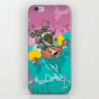 Astro Zodiac Force 02:  Ox iPhone & iPod Skin
