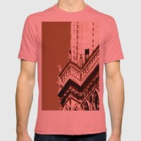 Protectors Mens Fitted Tee Pomegranate SMALL