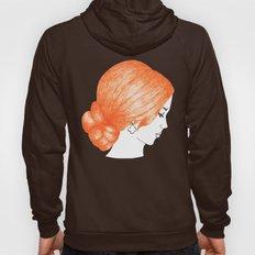 Orange Hair Hoody