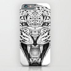 Leopard Slim Case iPhone 6s