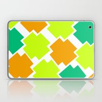GRAPHIC SQUARES Laptop & iPad Skin