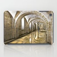 Winchester Cathedral Crypt iPad Case