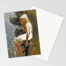 Downcast Stationery Cards