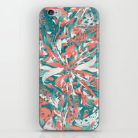 Pastel Explosion iPhone & iPod Skin