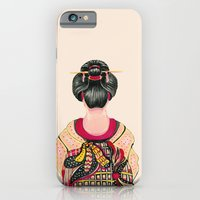 iPhone & iPod Case featuring Japanese - Original  by Felicia Atanasiu