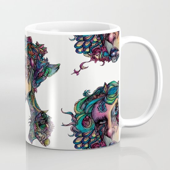 All in The Colors Mug